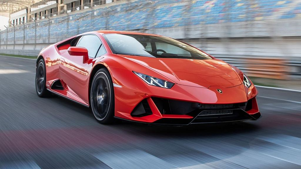 В сентябре Elysium Bridge проведёт торги NFT Lamborghini